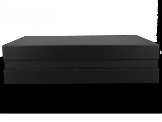 Premium+ Geschenkbox - Geschenkverpackung Made in Germany (Schwarz, Schwarz, Schwarz) 33x8x22 cm