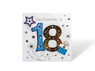 18´ Geburtstagskarte