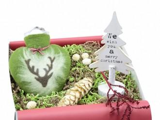 Geschenkbox zu Weihnachten - Weihnachtsgeschenk Box 206