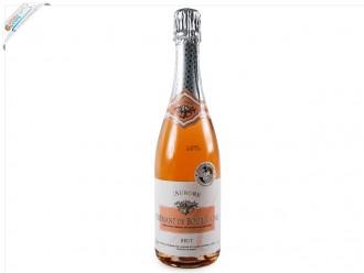 Crémant de Borgogne rosé, L`Auorore