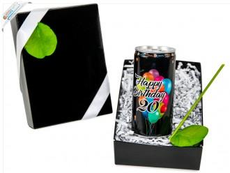 Secco Bianco zum 20 Geburtstag - Geschenkset