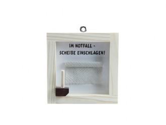 Notfall-Set Toilettenpapier