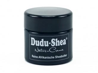 Dudu-Shea 100ml Sheabutter, kaltgepresst- 100% Natur Creme 100ml