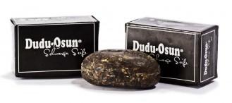 Schwarze Seife, Dudu-Osun, 25g ph-neutrales Pflegegeschenk