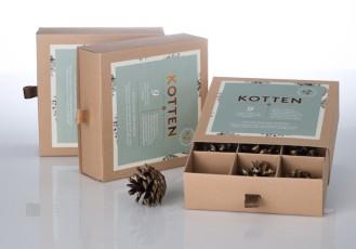 Neun besondere Feuerstarter in einer Box kotten