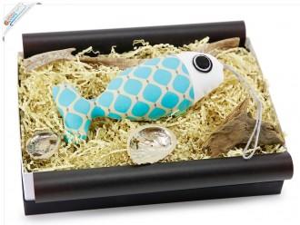 Geschenkset - Dekofisch Handmade DIY