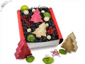 """Kleines Geschenkset Weihnachtsgeschenk """"Magic Christmastrees"""""""