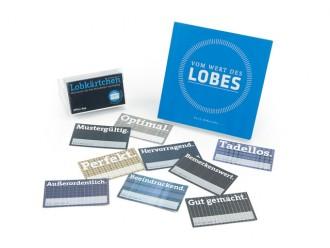 Lobkarten zur Motivation - Geschenkidee für Mitarbeiter