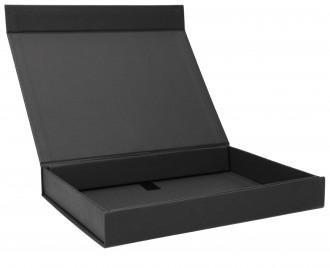 Magnetbox 23x16x3 cm schwarz