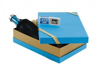 Sportbox Gold - Premium Geschenkset