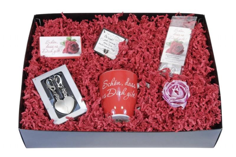 Geschenkbox für Paare von ideas in boxes - Tolle Geschenkidee für Verliebte zum Valentinstag