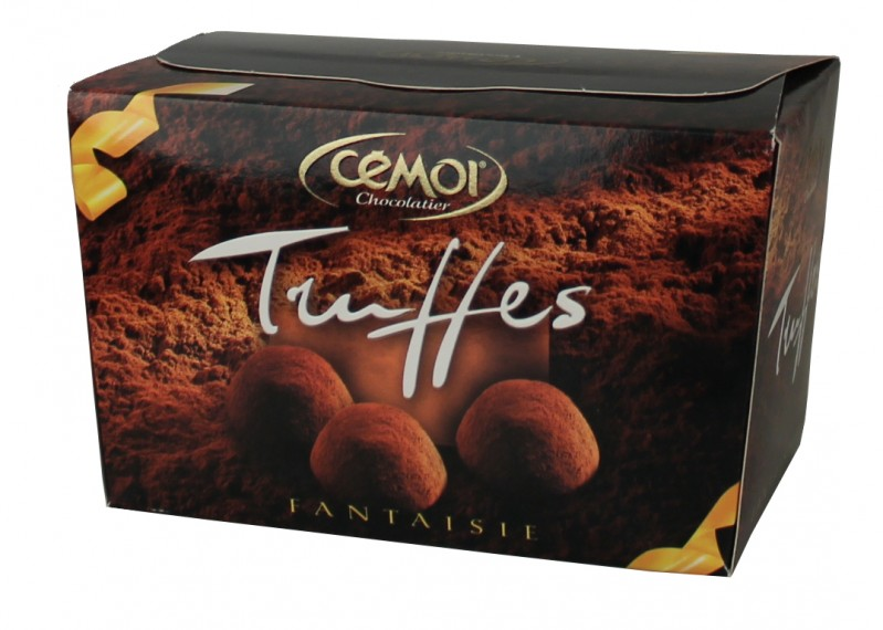 Cémoi Trüffel-Pralinen 'Mousse au chocolat' 250g
