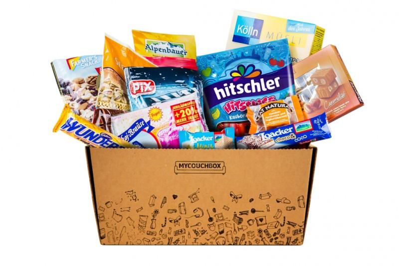 Überraschungs-Einmalbox von MyCouchbox