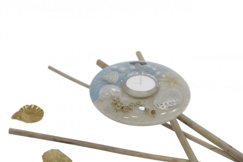 Ufo Teelicht