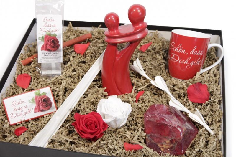 Geschenkbox Wellnessset -