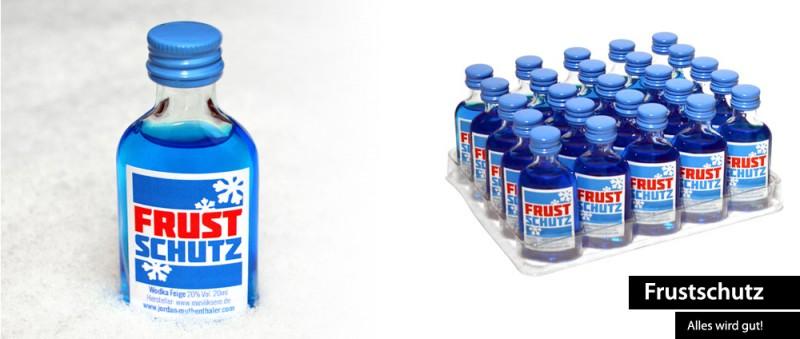 Frustschutz - Wodka Feige 20 ml