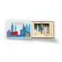 Streichholzschachtel Geschenkidee London 3D Motiv