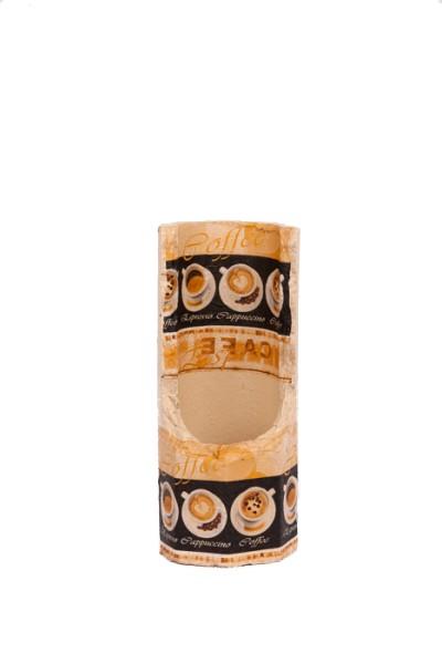 Steinsäule für Weinflaschen *Kaffeetasse* - Originelle Geschenkidee
