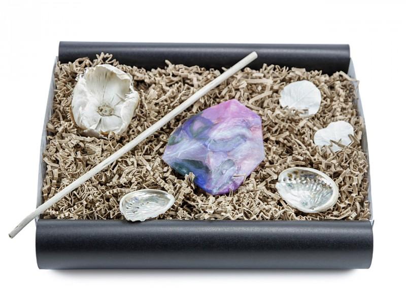 """Geschenkbox """"Opal"""" (SoapRocks"""
