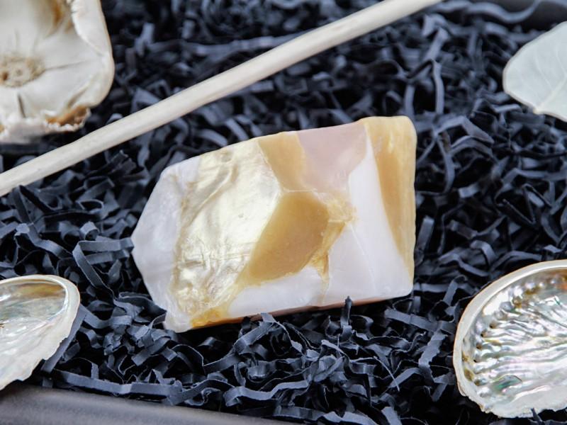 """Geschenkbox """"Orientalischer Alabaster"""" (SoapRocks"""