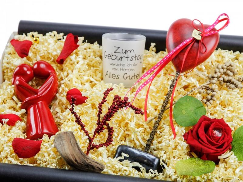 Geburtstagsgeschenk Geburtstagsbox für die Frau 227