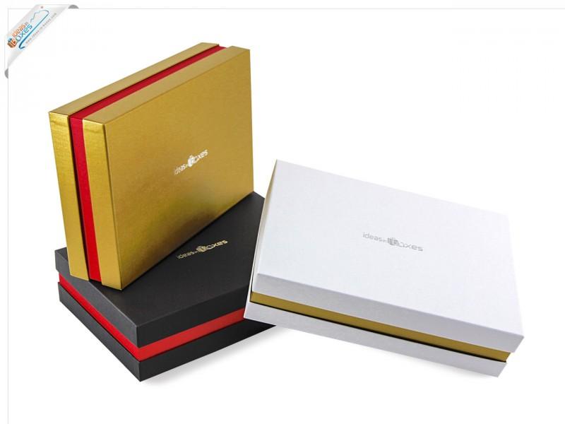 Individuelle Premium-Geschenkverpackung 33x8x22cm (L)
