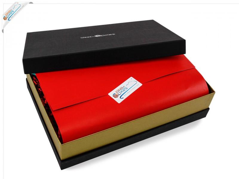 Premium-Geschenkverpackung 41x9x31cm