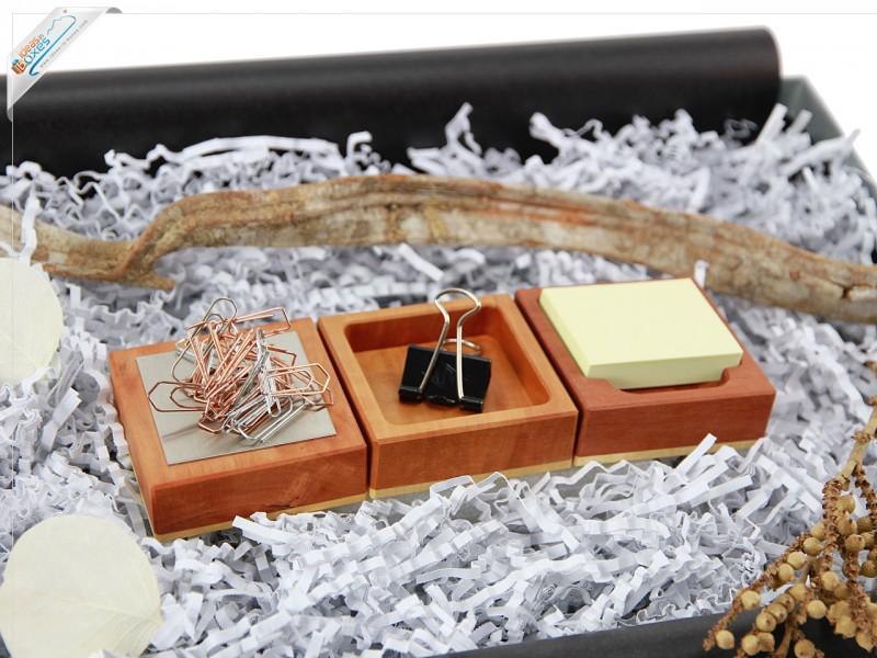 3er Set fürs Büro Geschenkset für Mitarbeiter