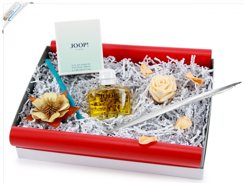 Joop! Le Bain femme/woman, Eau de Parfum, Vaporisateur/Spray, Geschenk (1 x 75 ml) - Beauty Box