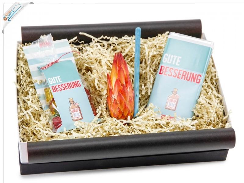 Gute Besserung Geschenkset - Wellness Box