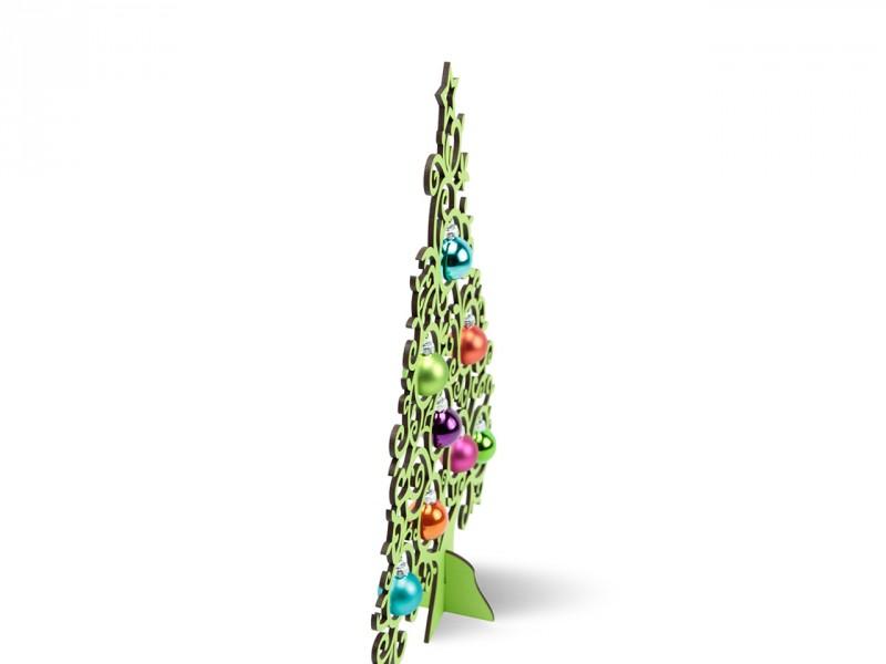 Tannenbaum 40 cm grün - Tolle Weihnachtsdeko
