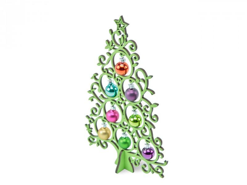 Tannenbaum 25 cm grün - Weihnachtsdeko Geschenk