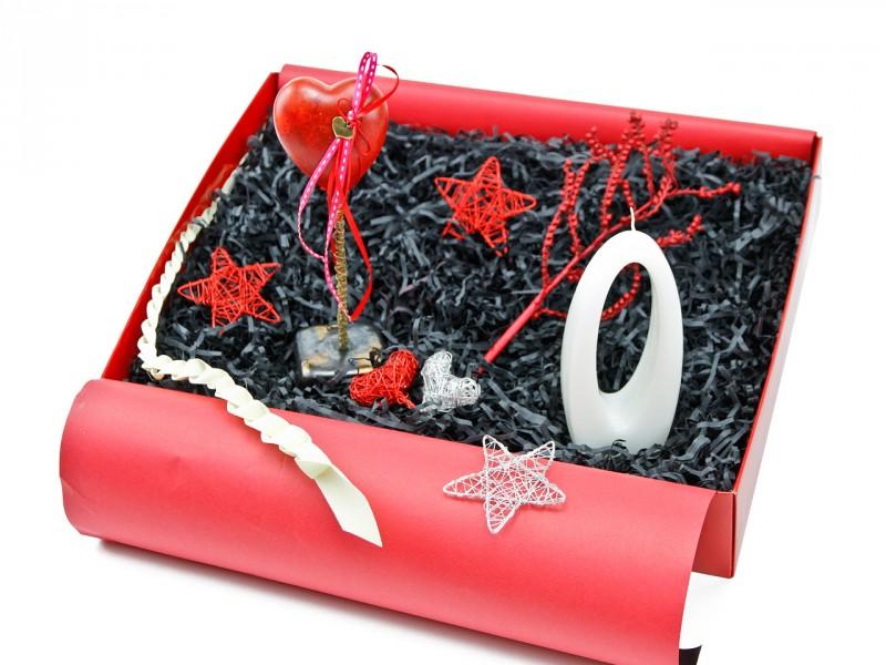 Weihnachtsgeschenk Box 199 - Tolle Geschenkidee für Verliebte zu Weihnachten