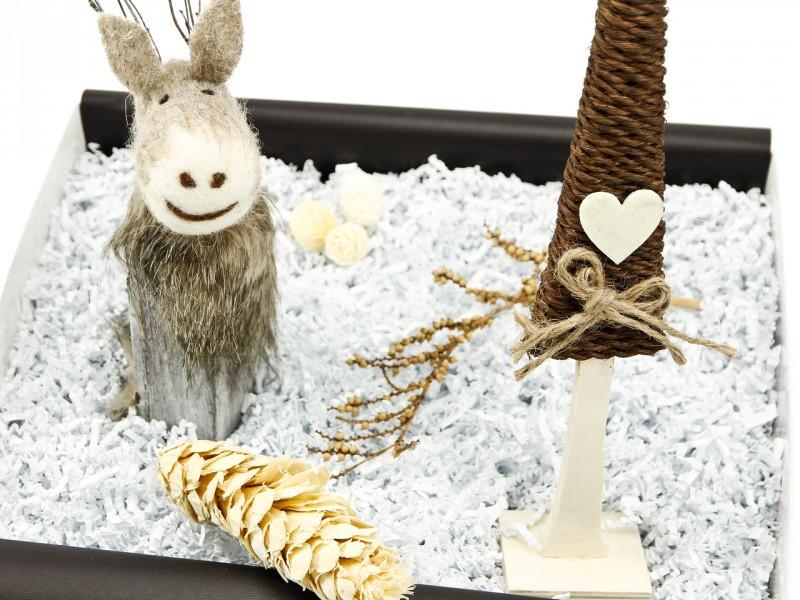 weihnachtsgeschenk box 192 kreative geschenkbox ideas. Black Bedroom Furniture Sets. Home Design Ideas
