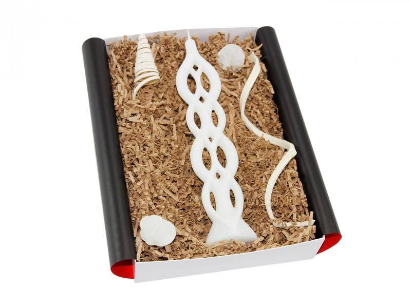 """Besondere Geschenkbox """"Lela"""" Alusi Kerze (Romantisches Liebesgeschenk) von ideas in boxes"""