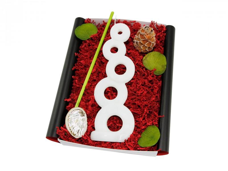 """Besondere Geschenkbox """"Soma"""" Kerze (Tolles Geschenkset für Frauen und Männer) Geschenk für Sie"""