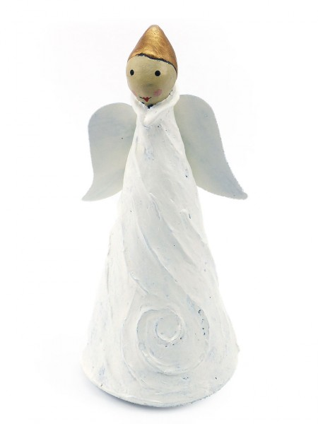 Engel mit weißem Kleid