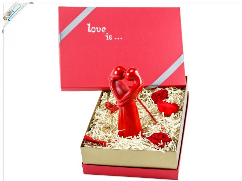 Romantisches Geschenkset