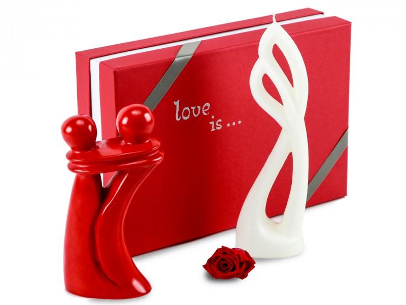 Liebesgeschenk - Geschenkset