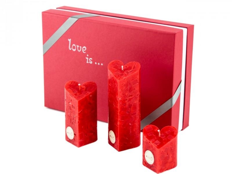 Geschenkset Liebe - Liebesgeschenk für die Freundin