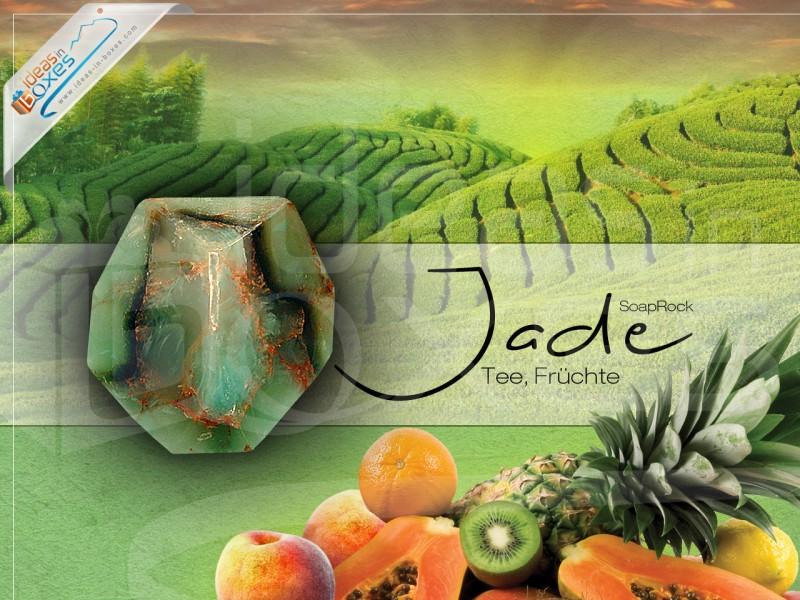 """Geschenkbox """"Jade"""" (SoapRocks"""