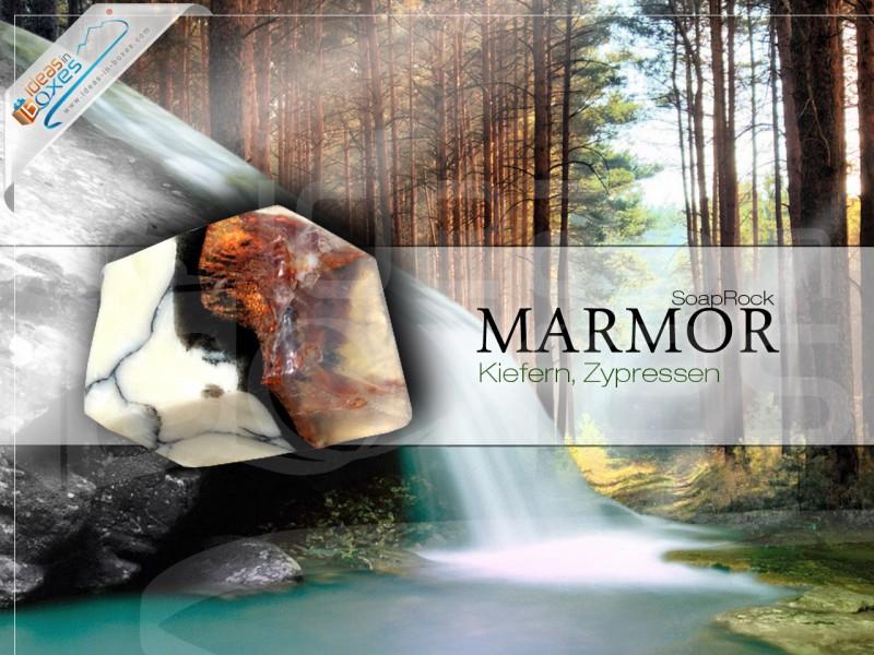 """Geschenkbox """"Marmor"""" (SoapRocks"""