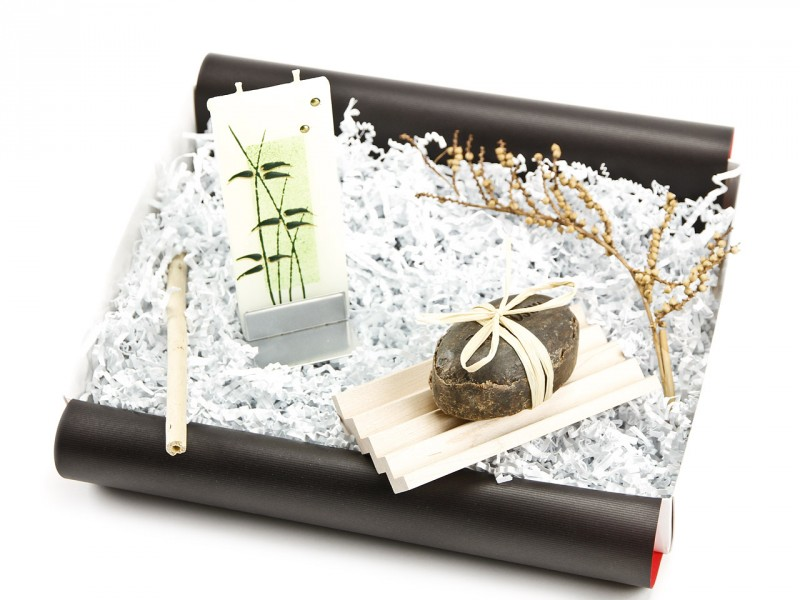 Geschenkbox Spa -