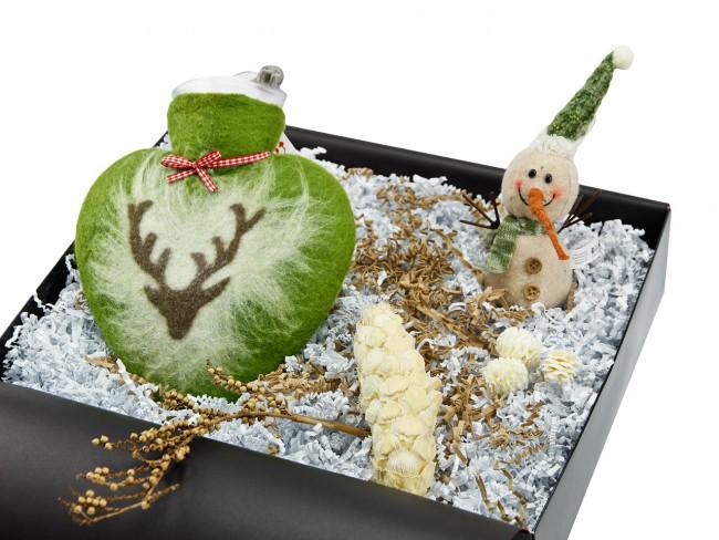 Besonderes Geschenk - Weihnachtsgeschenk Box 200