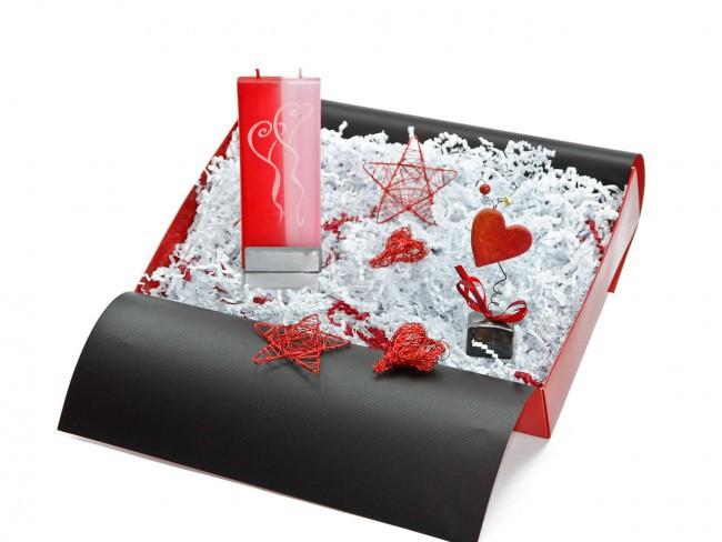 Weihnachtsgeschenk Box 193 - Romantisches Geschenk für Frauen
