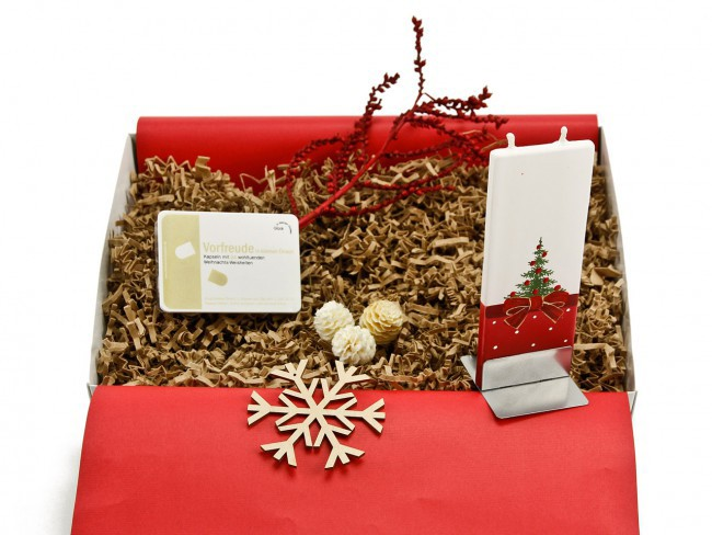 Geschenkbox - Weihnachtsgeschenk Box 195