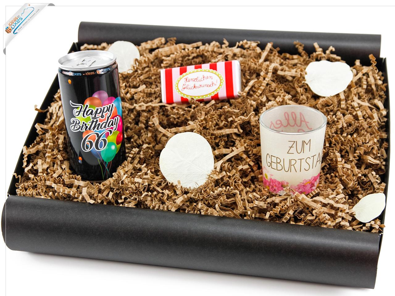 geschenkbox von herzen 66 secco bianco geschenk zum. Black Bedroom Furniture Sets. Home Design Ideas